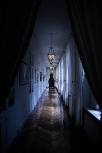 Parketarstvo se je začelo na teh hodnikih