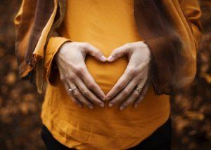 trebuh po porodu