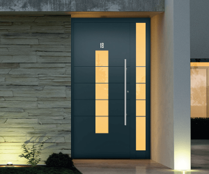 Visokokakovostna vhodna vrata